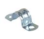 Скоба металлическая двухлапковая (оцинкованная) СМД