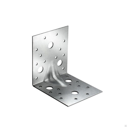 Крепежный уголок усиленный 105*90 (KUU 105*90*2мм) - фото 4808