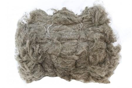 Пакля льняная в тюке №3 (10 кг)