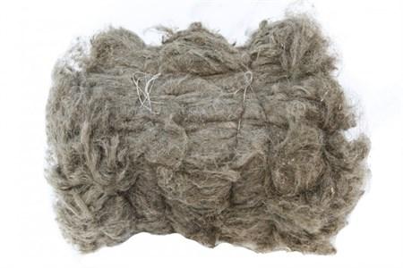 Пакля льняная в тюке №2 (60 кг)
