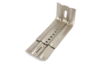 Кронштейн регулируемый для вентилируемых фасадов усиленный КРУ 100х95х80х2