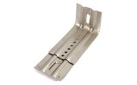 Кронштейн регулируемый для вентилируемых фасадов усиленный КРУ 150х95х80х2