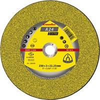 Отрезной круг Kronenflex® A 24 Extra D-125, прямой