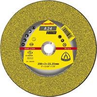 Отрезной круг Kronenflex® A 24 Extra D-125, вогнутый