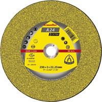 Отрезной круг Kronenflex® A 24 Extra D-150, прямой