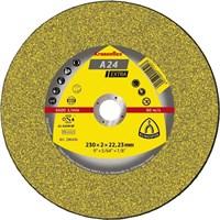 Отрезной круг Kronenflex® A 24 Extra D-180, прямой