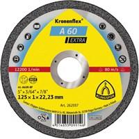 Отрезной круг Kronenflex® Extra A 60 EX D-115, прямой