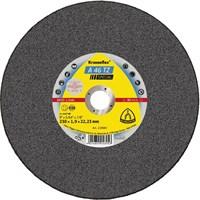 Отрезной круг Kronenflex® Special A 46 TZ D-125, прямой