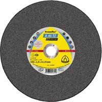 Отрезной круг Kronenflex® Special A 46 TZ D-150, прямой