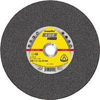 Отрезной круг Kronenflex® Supra A 24 R D-125, прямой