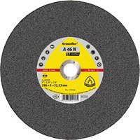 Отрезной круг Kronenflex® Supra A 46 N D-125, вогнутый