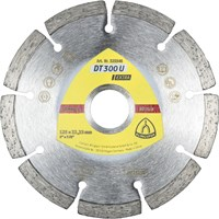 Алмазный отрезной круг Extra DT 300 U, D-125 мм