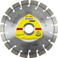 Алмазный отрезной круг Supra DT 600 U, D-125 мм