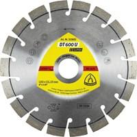Алмазный отрезной круг Supra DT 600 U, D-180 мм
