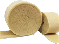 ПОЛИТЕРМ - ширина ленты 100 мм, толщина 6-8 мм, длина рулона 20 м